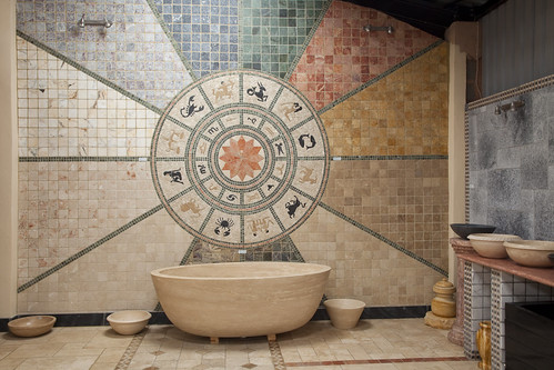 Showroom Zodiac Mosaic