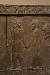 Ancient Persian Men Holding Hands (JRH70) Tags: london sony persia britishmuseum nex ancientcivilisations sonynex5
