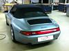 05 Porsche 911-993 Currus-Speedster Verdeck mit Glasheckscheibe von CK-Cabrio Werkstattbild hbs 02