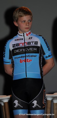 Zannata Lotto Cycling Team Menen (148)