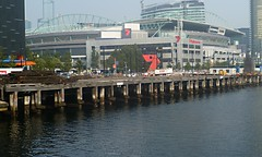 Old Pier, Victoria Harbour (shrighley) Tags: harbour melbourne victoria oldpier