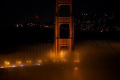 Foggy Bottom (gcquinn) Tags: sanfrancisco california bridge usa fog night geoff goldengate quinn geoffrey 1a 1gq8256