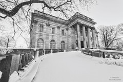 Marble House (fullimages) Tags: ri winter house snow tourism newengland newport marble mansions