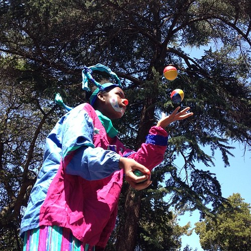 """Celebrating World Circus Day at the Dunsmuir Hellman Estate! #worldcircusday • <a style=""""font-size:0.8em;"""" href=""""http://www.flickr.com/photos/93835639@N04/13940899601/"""" target=""""_blank"""">View on Flickr</a>"""
