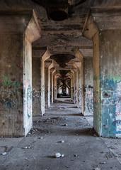 Buffalo Grain Silo (jeremy marshall) Tags: urban abandoned industry buffalo decay grain silo explore abandonment urbex