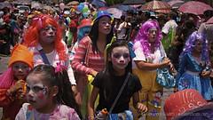 Da de los Locos (Sailor Alex) Tags: mexico costume parade masks sanmigueldeallende mexicans locos crazies dayofthecrazies eldadeloslocos