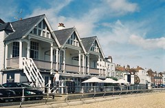 Royal Hotel - Deal, Kent (jcbkk1956) Tags: 45mmf28 rokkor seafront film agfa200 analog royalhotel kent deal 35mm rangefinder a5 minolta worldtrekker