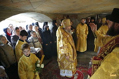 66. The Laying of the Foundation Stone of the Church of Saints Cyril and Methodius / Закладка храма святых Мефодия и Кирилла 09.10.2016