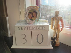 Friday, 30th, That sun's a little bright IMG_7670 (tomylees) Tags: calendar perpetual essex morning autumn september 2016 30th friday