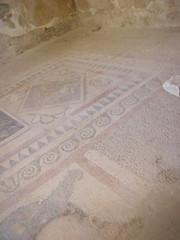 Delos greece (GuyDeckerStudio) Tags: ancient greece greek delos city state island sea ocean limestonemarble stone status linon god gods hills temple ruins column zeus red mosaic floor flower poppy stair