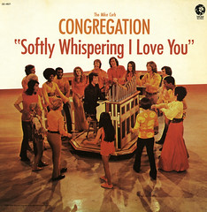 Softly Wispering I Love You (Jim Ed Blanchard) Tags: lp album record vintage cover sleeve jacket vinyl weird funny strange kooky ugly thrift store novelty kitsch mike curb congregation pipe organ hippy hippies afro orange
