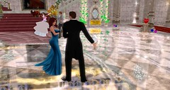 Avilion Arts Festival - Avilion Grove (Osiris LeShelle) Tags: secondlife second life avilion grove arts festival masqueraded ball ballroom formal dance