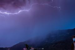 instagram: iamaysee (iamayse) Tags: lightning thunder thunderbolt gewitter blitz landscape rain color colour