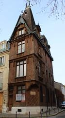 Rouen - Place de la Rougemare (Philippe Aubry) Tags: normandie seinemaritime valledelaseine rouen placedelarougemare villa colombages