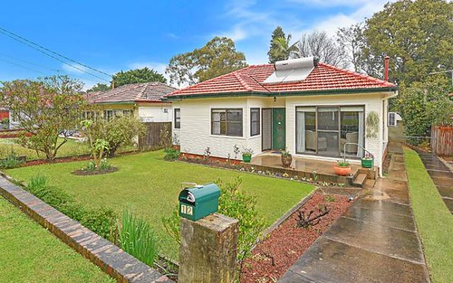 12 Eulalia St, West Ryde NSW 2114