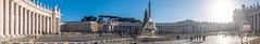 Petersplatz (larrywkoester) Tags: italien italy papst rom roma rome vatikan lazio it