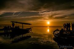 Albufera 001 (Joaqunrod) Tags: albufera valencia paisaje atardecer landscape lagos lago