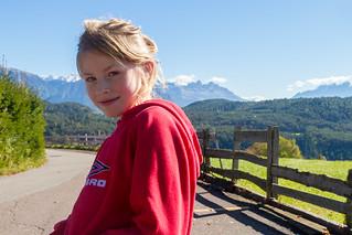 Sophie in Renon