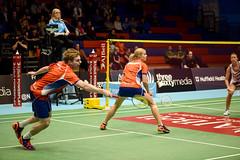 NBLmatch-5100-0296 (University of Derby) Tags: 5100 badminton nbl sportscentre universityofderby match