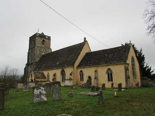 Arlingham: Church of St Mary (Gloucestershire)