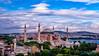 turki (sandilesmana28) Tags: turki mosque landscape blue cloud tree sultan ahmed hagia sophia aya sofya wisdom holy architecture heritage