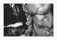 A Classic Derriere (bnishimoto) Tags: fuji fujifilm myfujifilm xt1 23mm bayarea villamontalvo montalvo photoessay bw saratoga statue adamandeve