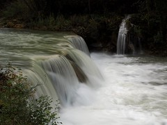Running fast (umberto.dagostino) Tags: waterfall landscape italy marche