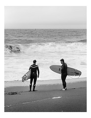 Surfers (armstrong_flickr) Tags: surfer rodeobeach