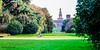 Le cycliste de parco Sempione - Milano (Bouhsina Photography) Tags: parc parco milan milano cycliste italy italie bouhsina bouhsinaphotogrphy color canon 5diii ef2470 monument chateau automne