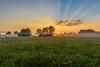 Sonnenaufgang im Murnauer Moos (murnau_am_staffelsee) Tags: murnau murnauermoos landkreisgarmischpartenkirchen oberbayern bayern dasblaueland sonne natur