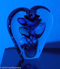"""For always in my heart"" (A.J. Boonstra) Tags: heart glassart art philipslivingcolors canon canoneos canon70d ef100mmf28lmacroisusm"