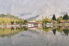 Shangrila Lake & Resorts (MolviDSLR) Tags: shangrila lake resorts gilgit baltistan northern areas pakistan beautiful landscape water reflection hd hdr scenery