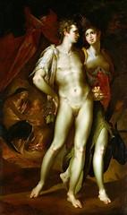 Sine Cerere et Baccho friget Venus (lluisribesmateu1969) Tags: 16thcentury mythology onview spranger kunsthistorischesmuseumwien vienna