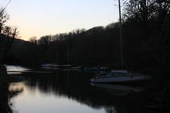 IMG_1312 (Skytint) Tags: england cornwall moorings boats hightide percuil