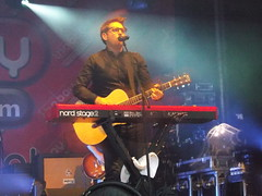 Scouting For Girls [2] (Ian R. Simpson) Tags: scoutingforgirls band musiucians entertainers morecambecarnival2016 mc16 morecambe lancashire act stage music concert performance