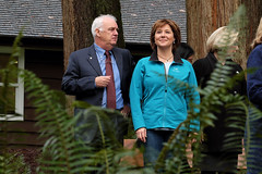 BC Parks Future Strategy to feature stronger conservation, more campsites (BC Gov Photos) Tags: bcparksfuturestrategy bcparks christyclark marypolack camping provincialparks recreation