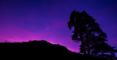 lumire mystrieuse (Mange J) Tags: fs161204 magnusjakobsson pentax sigma1020 sverige sweden vrmland blue clear contour evening fotosondag fotosndag light longexposure lowlight mystic mystik pentaxart purple grums vrmlandsln se