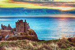 Dunottar Sunrise (jmachoo) Tags: dunottar castle stonehaven scotland morning sunrise scenic landscape tourism