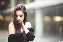 (Alicia Blakley Photography) Tags: sony a7rii model calgary photoshop portrait canon 85 12l