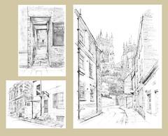 Precentor's Court, York: Triptych
