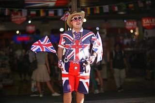 Cool Britannia Shop Guy
