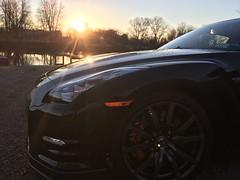 Great roads with great people. (jayrod1233) Tags: 716cars wnycars wny 716 wnyexotics godzilla sunset awd turbocharged supercars r35gtr r35 gtr nissangtr nissan
