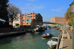 IMG_3905a (goaniwhere) Tags: italy venice canals watertaxi scenic historicalsites travel holiday vacation gondola city
