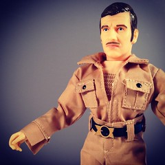 Hairy Steve Austin (WEBmikey) Tags: toys mego sixmilliondollarman smdm bifbangpow