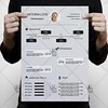 Grey Clean Resume – Free PSD Template (psdmarket) Tags: business clean creative cv editable freepsd ob modern professional psd resume simple stationary psdtemplate