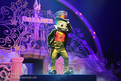 Paris Disney Dreamers Graduation Ceremony
