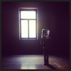 Port Arthur (Hueystar) Tags: light portrait window smart mobile standing port arthur alone child phone 5 empty room iphone