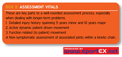 Assessment vitals (sportEX journals) Tags: pain movement brain medicine rehabilitation sportsmedicine sportex sportstherapy sportexmedicine
