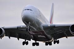 [06:39] EK0007 DXB-LHR: A6-EEI first visit to London Heathrow (A380spotter) Tags: london 1st heathrow uae landing finals airbus a380 ek arrival approach 800 lhr الإمارات egll emiratesairline 38m 27l runway27l dxblhr shortfinals ek0007 firstvisittolhr firstvisittoheathrow a6eei msn0123 longrangeconfiguration 14f76j427y