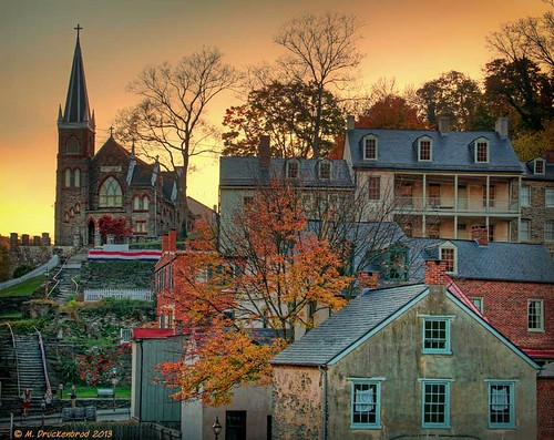 Harpers Ferry (WV) United States  City new picture : ... Lower Town Historic District of Harpers Ferry WV by PhotosToArtByMike